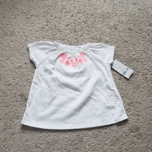 NWT Carters 9 Months top for summer
